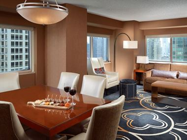 Executive Suite, Omni Chicago