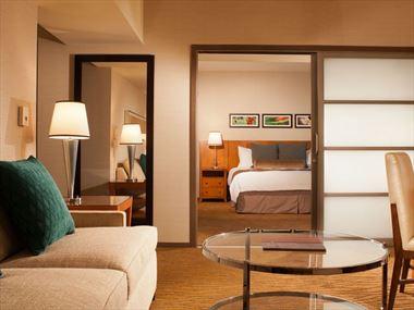 One Bedroom Suite, Omni San Diego