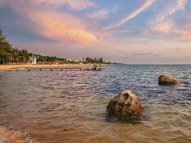 Phu Quoc beach vacations