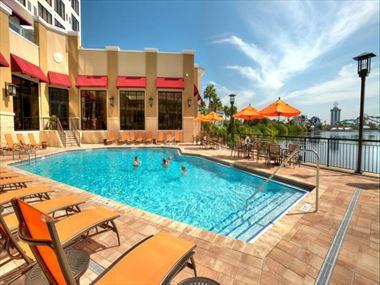 Ramada Plaza Resort pool