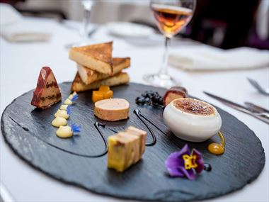 Top 10 restaurants in Quebec City