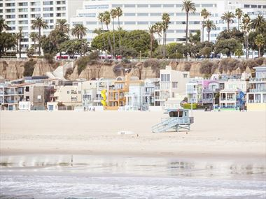 Los Angeles beach holidays