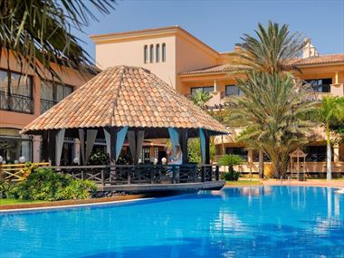 Pool at Secrets Bahia Real Resort & Spa