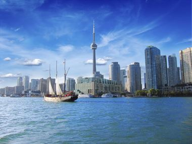 Top 10 city breaks in Canada