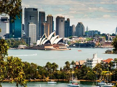 Top 10 outdoor activities in Sydney