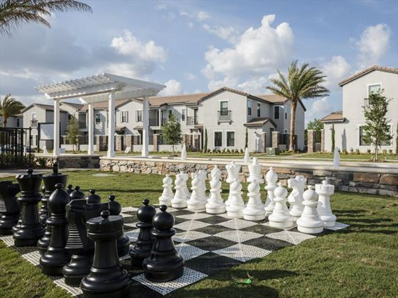 Balmoral Resort chess