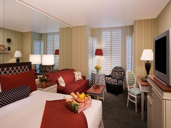 King guestroom
