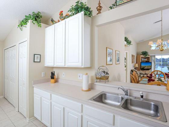 Typical Bradenton Sarasota Area Home - Kitchen