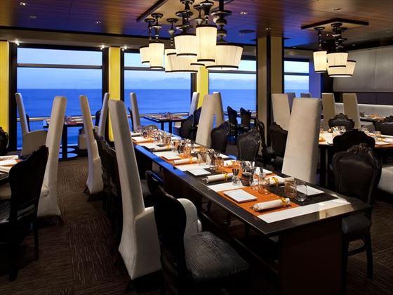 Celebrity Cruises - Qsine restaurant