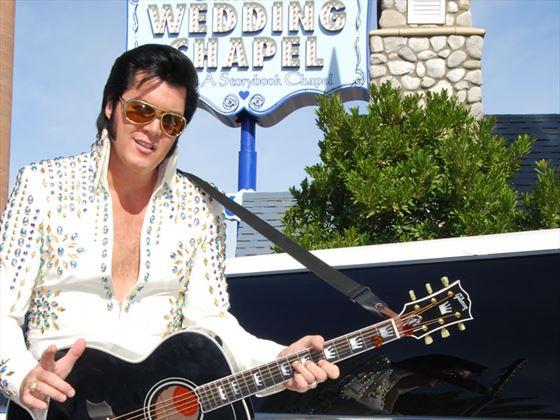 Graceland Chapel - Elvis