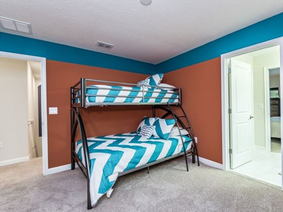 202 ChampionsGate bunk beds