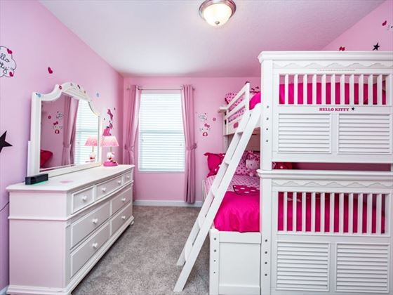 212 ChampionsGate kids room