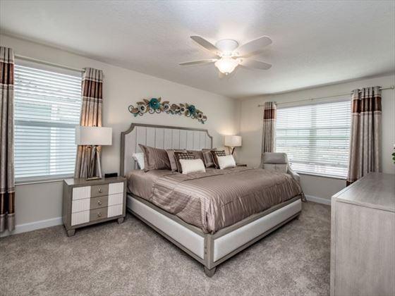 212 ChampionsGate Master Bedroom