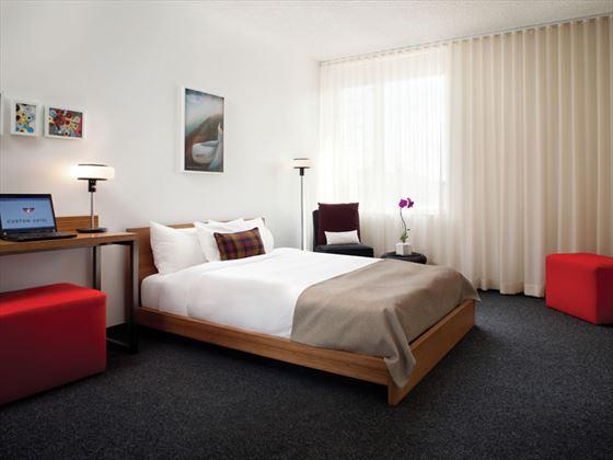 The Custom Hotel King Guestroom