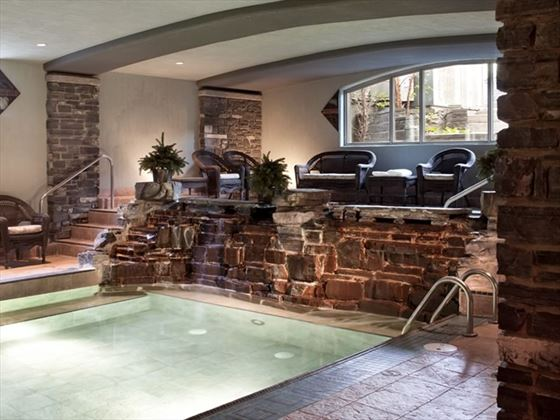 Grotto Spa