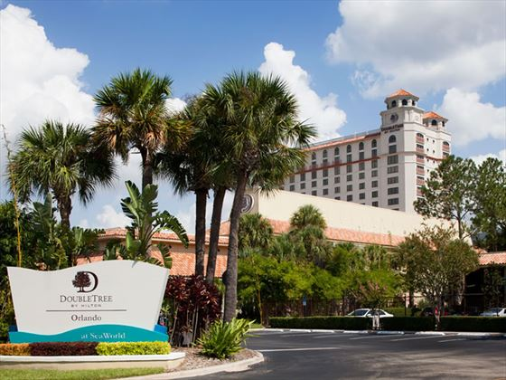 Doubletree Resort at SeaWorld, exterior, Orlando