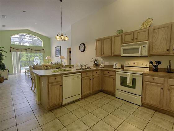 145 Emerald Island Kitchen