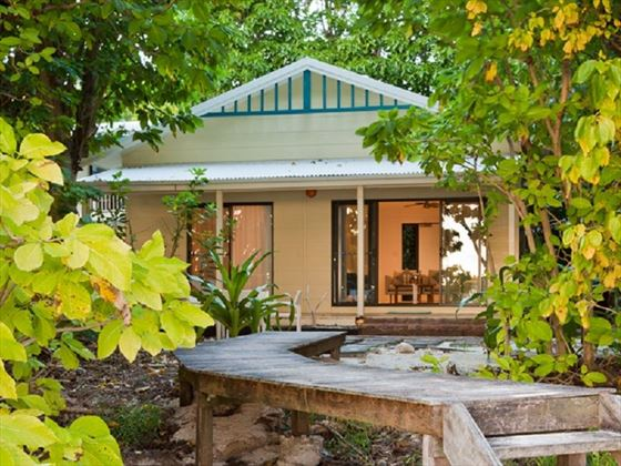 Heron Island Beach House