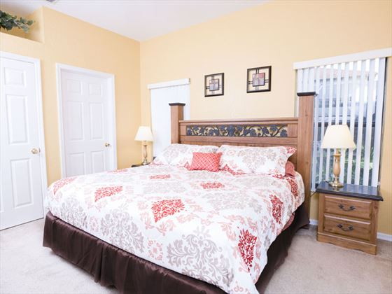 Example of High Grove Homes  - King Room