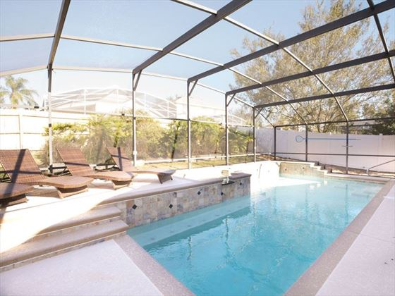 Example of Highlands Reserve Home - Private Pool