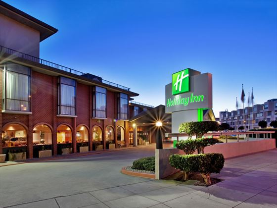 Exterior view of Holiday Inn Fisherman's Wharf