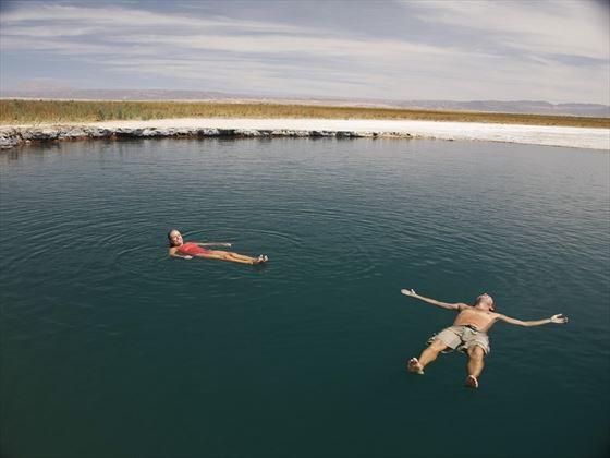 Cejar Lagoon
