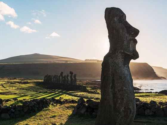 Maoi Easter Island