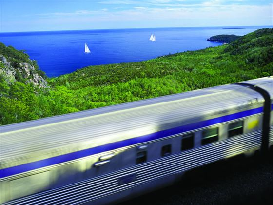 VIA Rail - Halifax to Montreal