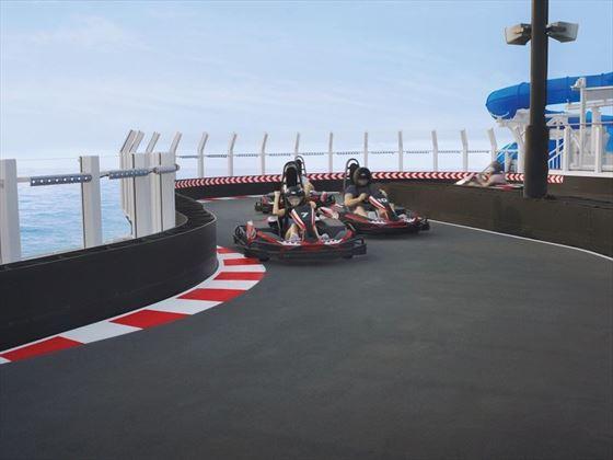 NCL Bliss Go Kart Track