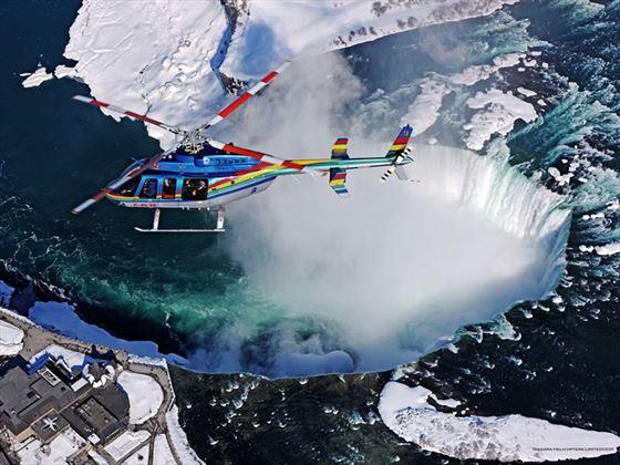 Niagara Falls Helicopter Tour, Ontario