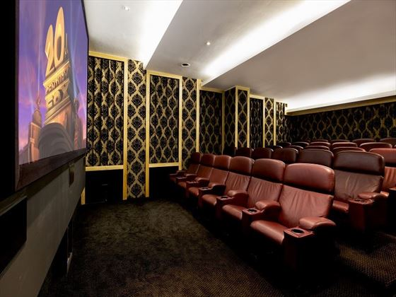 Pepperclub Hotel & Spa Cinema