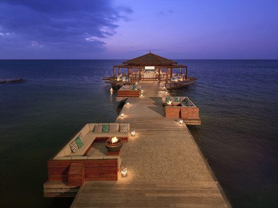 Latidues bar at Sandals Montego Bay