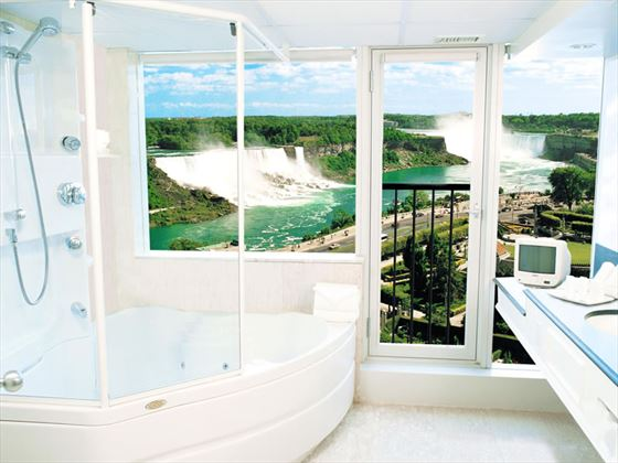 Suite with Fallsview