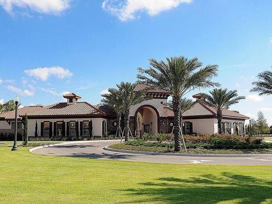 190 Solterra Resort entrance