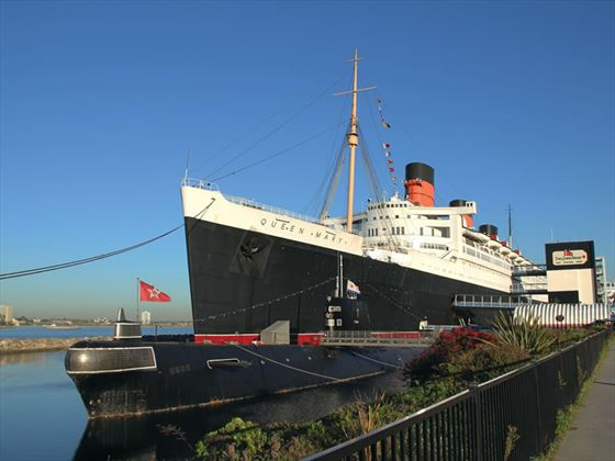 The Queen Mary Hotel, Long Beach, Los Angeles