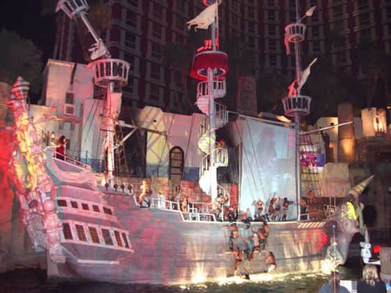 Entertainment on The Strip, Las Vegas