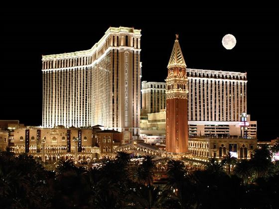 The Venetian Resort and Casino