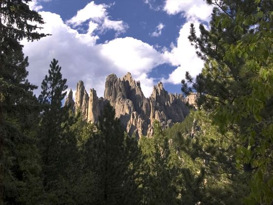 The Needles Custer State Park