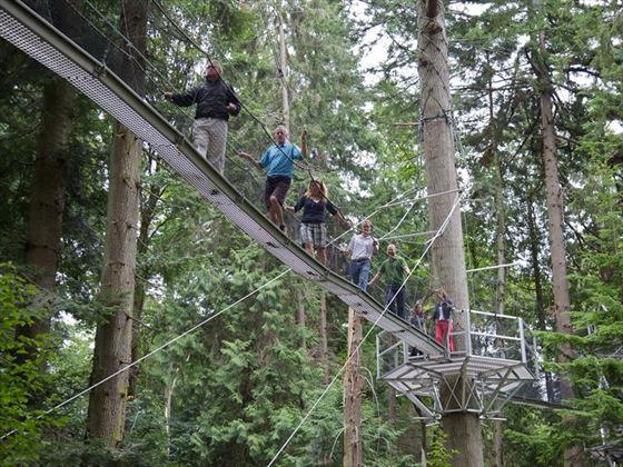 UBC Botanical Gardens, Vancouver, British Columbia