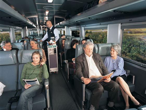 VIA Rail - Comfort Class