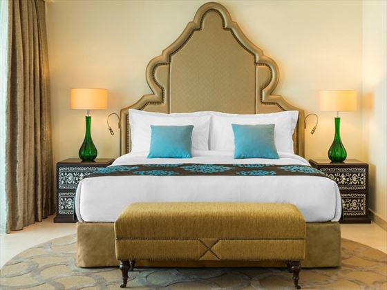 Ajman Saray Dana Suite bedroom