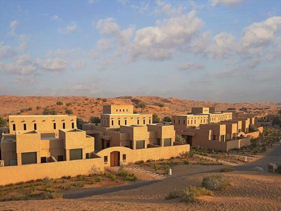 Al Rimal Family Villa exterior