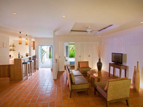 Aleenta Hua Hin Pranburi Resort and Spa Chaba Villa