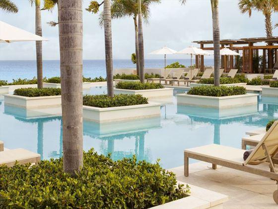Aleta pool at Viceroy Anguilla