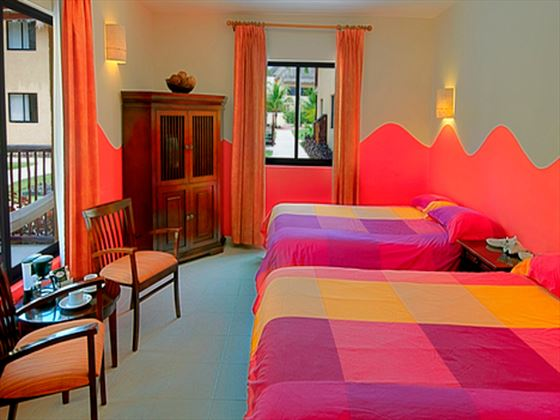 Allegro Cozumel Superior Twin Room