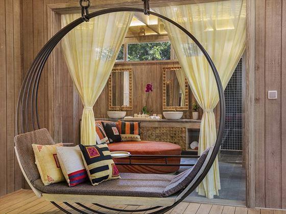 Jungle Rock Villa - Bathroom