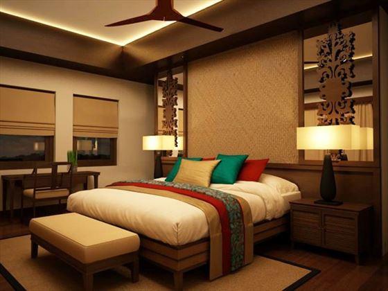 Anantara Kalutara bedroom