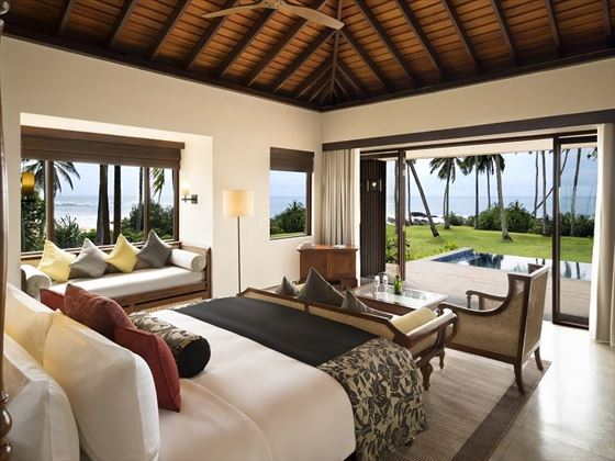 Anantara Peace Haven Tangelle Beach Villa