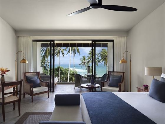 Anantara Peace Haven Tangelle Premiere Ocean View room