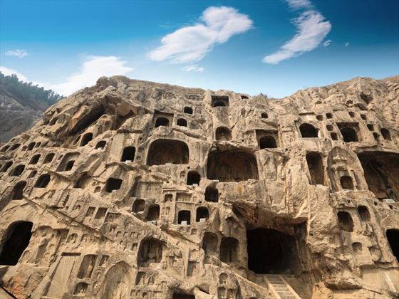Ancient Buddhist grottoes